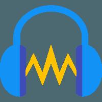 Audacity (аудиоредактор, лого) фото - TheProgs.ru
