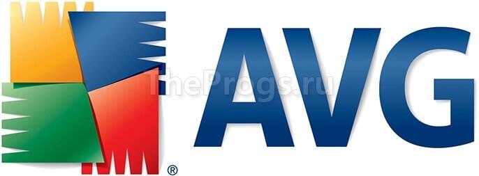 AVG Antivirus логотип фото