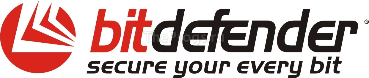 Bitdefender Antivirus лого (фото)