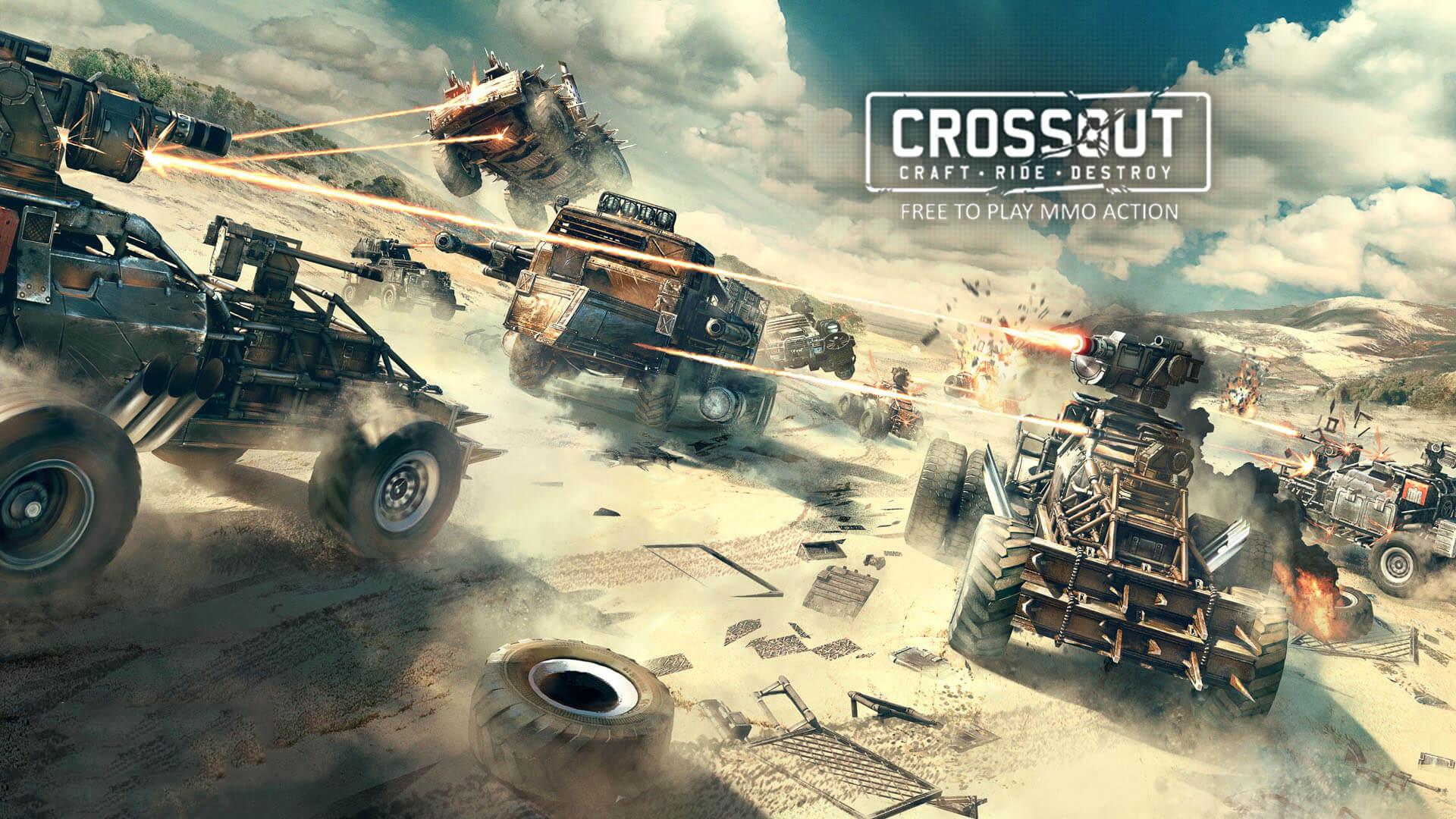 Crossout | Скачать Игру Бесплатно