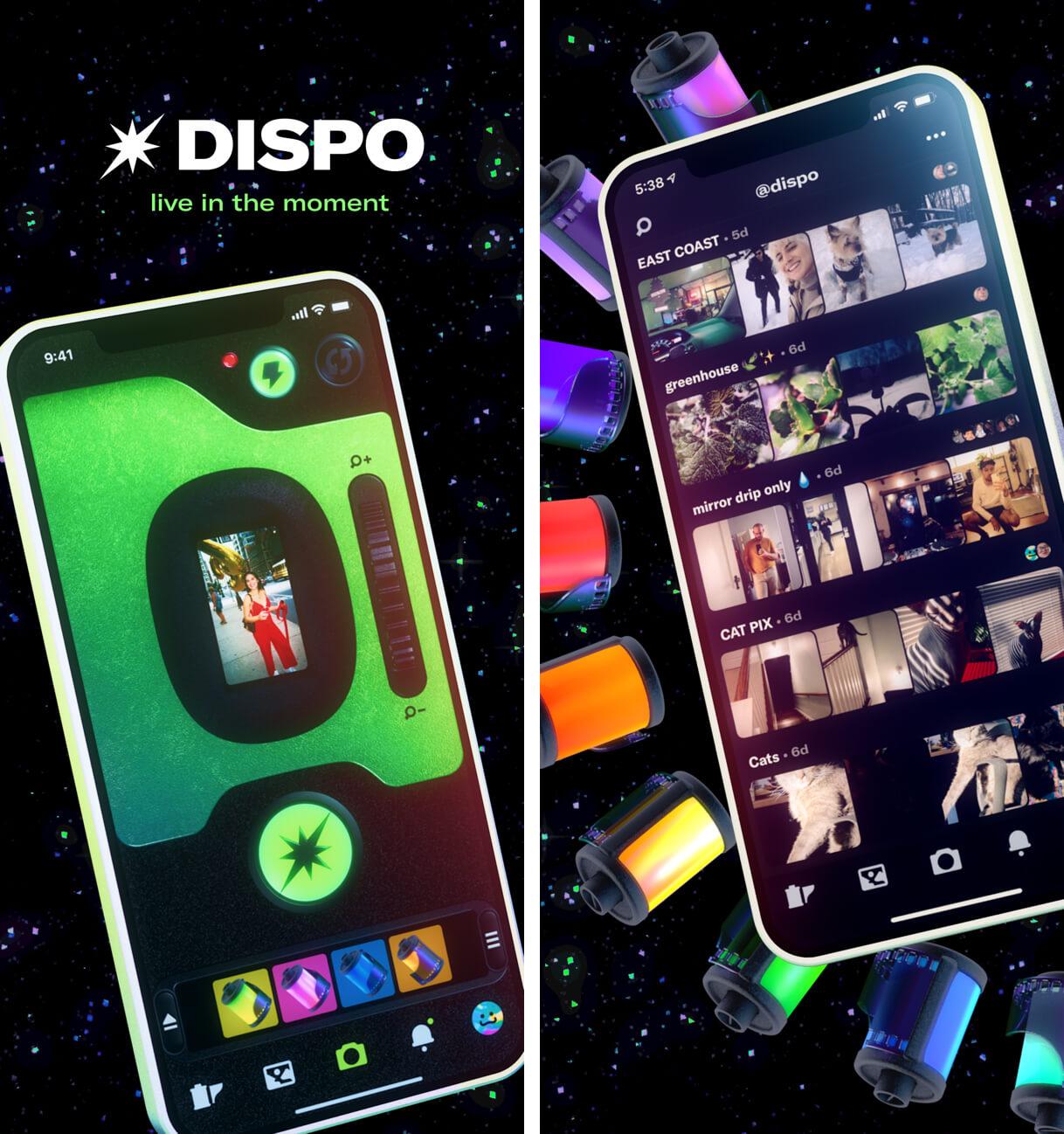 Dispo скриншот (фото)