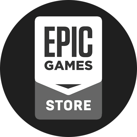 Epic Games Store - логотип (фото)