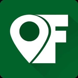 Findout приложение путеводитель аудиогид логотип