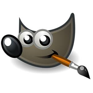 Gimp графический редактор логотип скачать (фото)