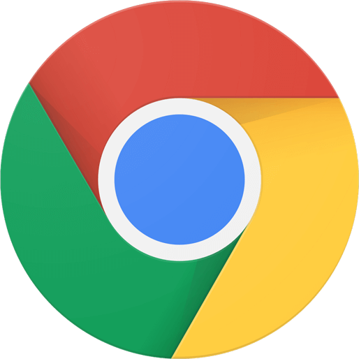 Google Chrome браузер логотип (фото)