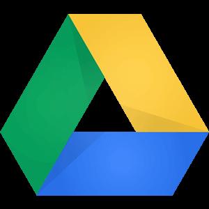 Google Диск скачать бесплатно логотип (фото)