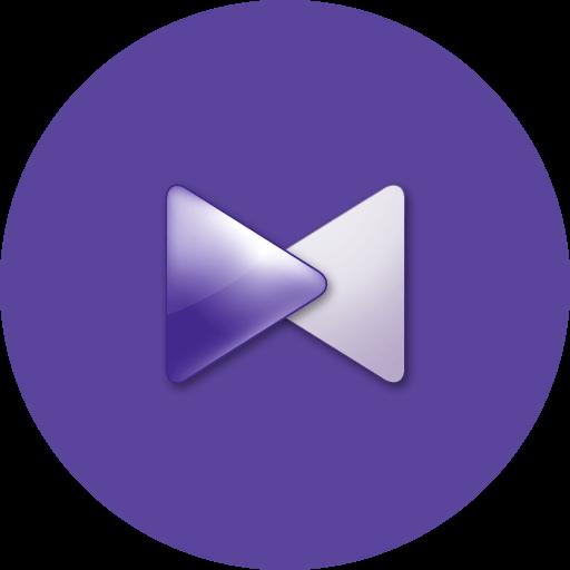 KM Player (медиа-проигрыватель, лого) скриншот