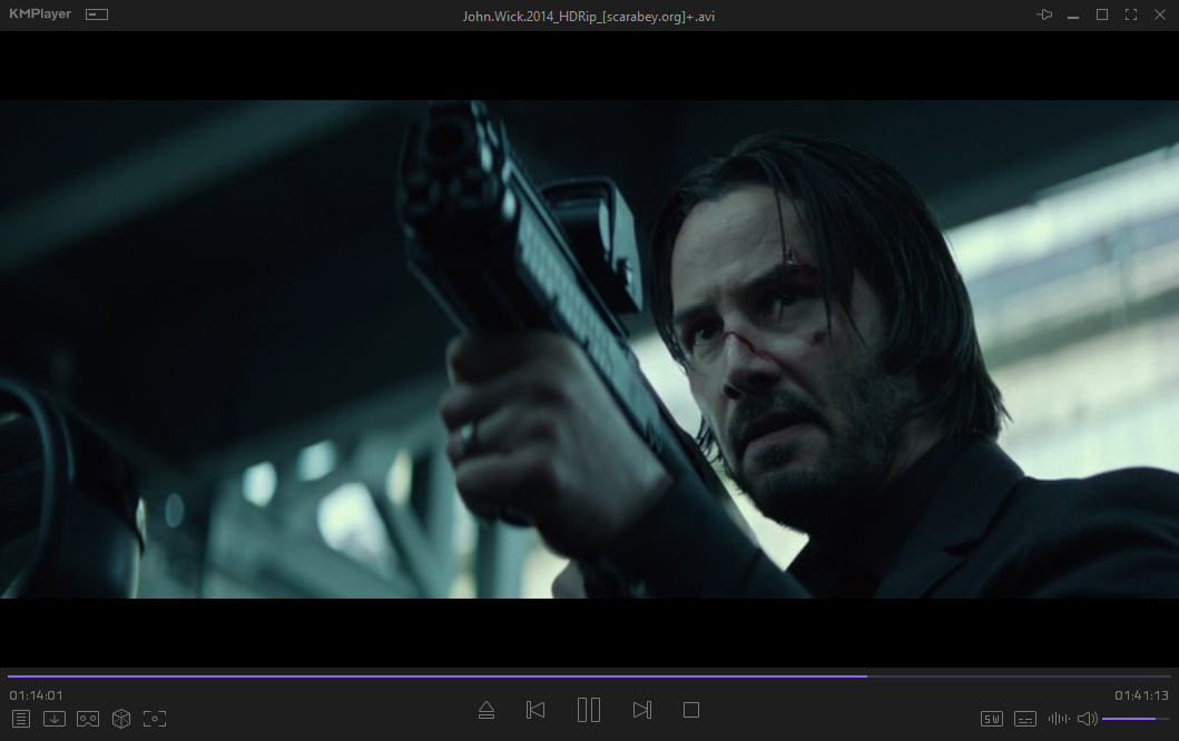 KMPlayer скриншот (фото)