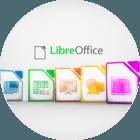 LibreOffice логотип (фото)
