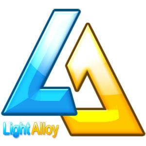 Light Alloy logo фото скачать