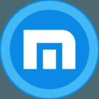 Maxthon (браузер, лого) фото - TheProgs.ru