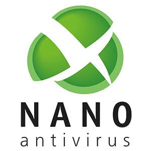 NANO Antivirus логотип программы (фото)