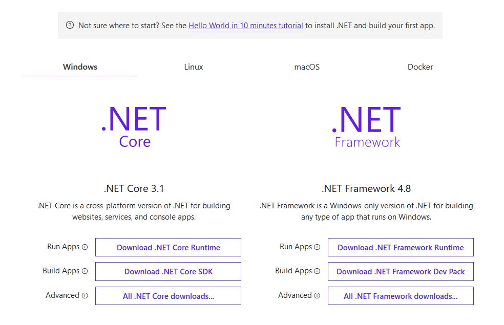 Microsoft .NET Framework 4.8 скриншот (фото)