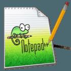 Notepad++ (логотип) фото