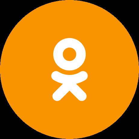 Одноклассники (социальная сеть, лого) скриншот - TheProgs.ru
