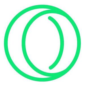 Opera Neon браузер скачать логотип фото
