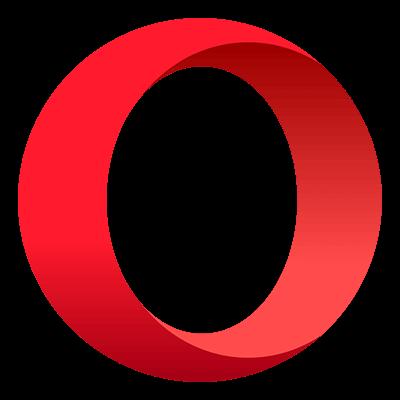 Браузер Opera (логотип)