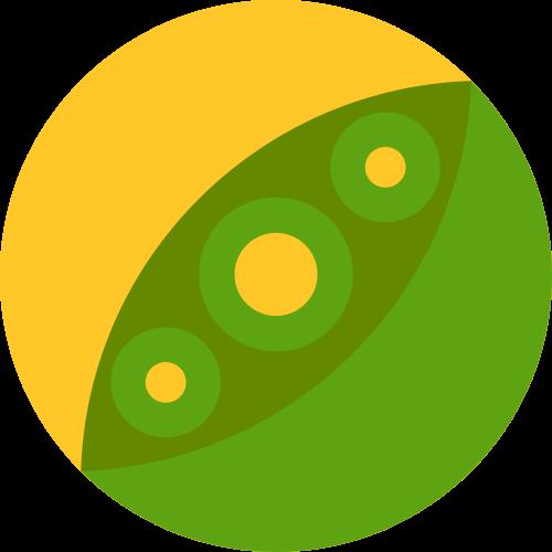 Архиватор PeaZip (логотип)