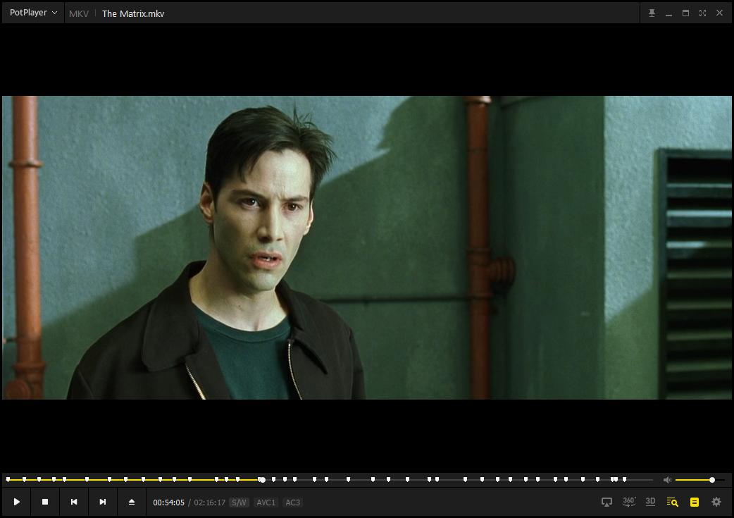 PotPlayer скриншот (фото)