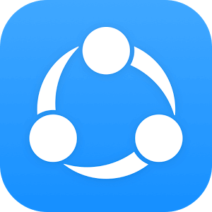 SHAREit логотип программы (фото)
