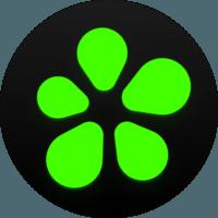 ICQ New (мессенджер, лого) скриншот - TheProgs.ru