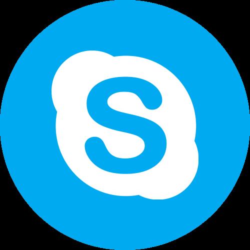 Skype логотип (фото)