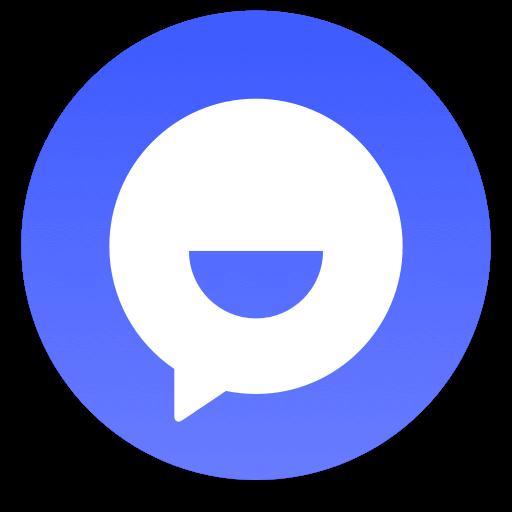 ТамТам мессенджер - логотип приложения