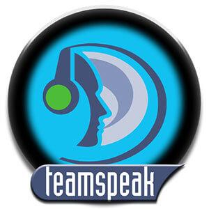 TeamSpeak скачать логотип Тимспик