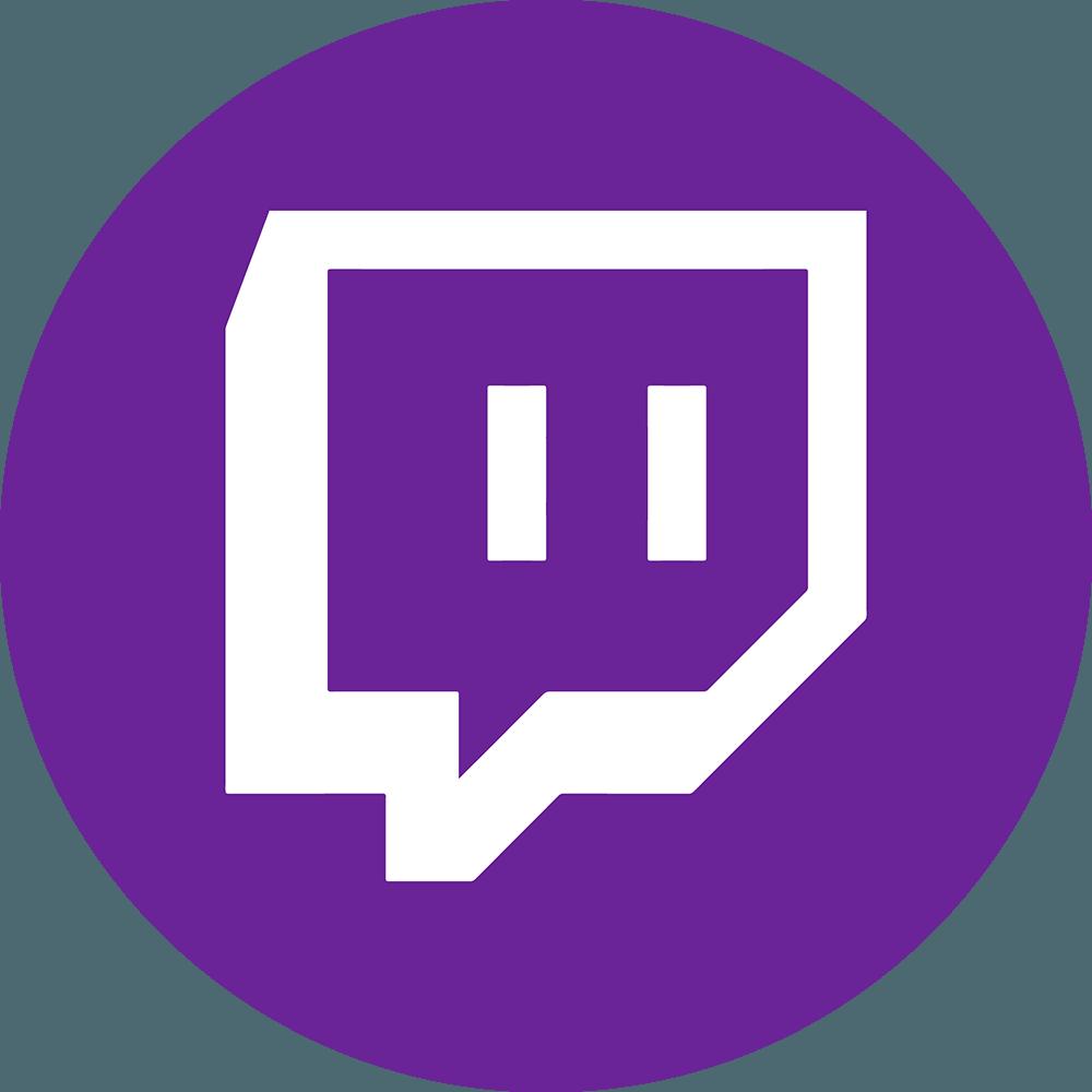Twitch (Твич) - логотип (фото)