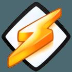 Winamp (медиапроигрыватель, логотип) TheProgs.ru