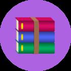 WinRAR логотип (фото)