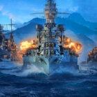World of Warships (игра, скриншот)