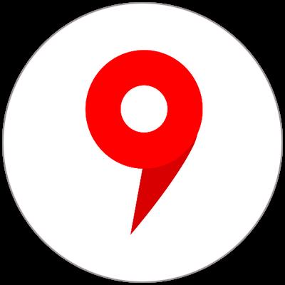 Яндекс Карты - логотип (фото)